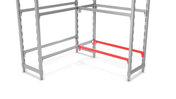 Cambro Camshelving Premium Series: Traverse Fence