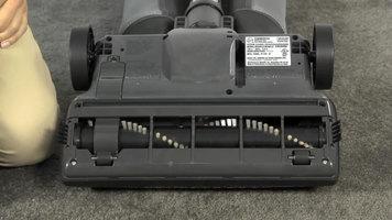 Replacing the Belt & Brushroll on the Hoover Hush Tone Lite Vacuum Cleaner