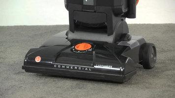 Servicing the Brushroll & Belt on the Hoover Task Vac Hard Bag Vacuum Cleaner