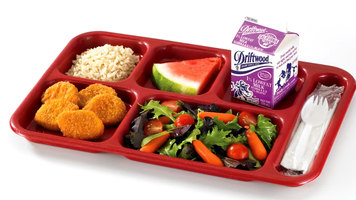 Cambro Compartment Tray