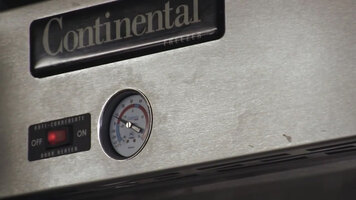Continental Refrigerator: Dial Thermometer Calibration