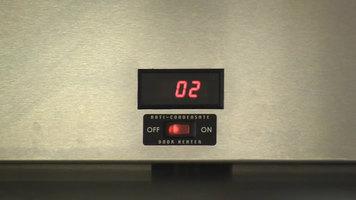 Continental Refrigerator: Digital Thermometer Calibration