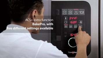 Cleveland Convotherm C4 EasyDial User Interface