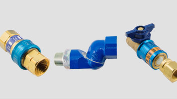 Dormont Blue Hose Accessories