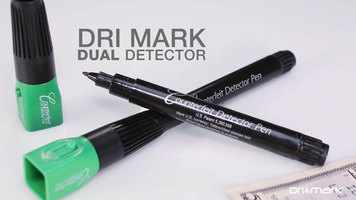 Dri Mark Dual Detector Pen