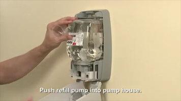 GOJO® FMX-12 Manual Soap Dispenser: Refill