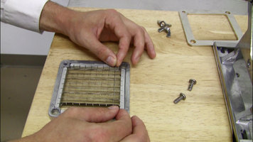 Fry Cutter Blade Replacement