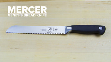 Mercer Genesis 8&quot Bread Knife