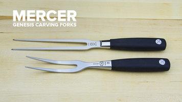 Mercer Genesis Carving Forks