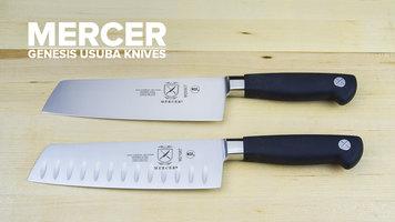 Mercer Genesis Usuba Knives