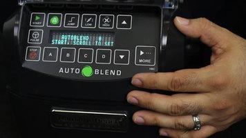 Hamilton Beach HBH850 Summit Blender: Auto Blend