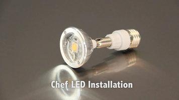Hatco Chef LED Light Installation