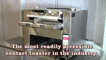 Star Holman Contact Toaster