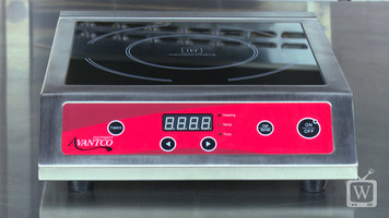 Avantco IC3500 Countertop Induction Range