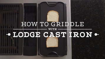 How to Use Lodge Griddle Pans