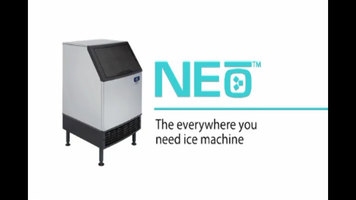Manitowoc NEO Undercounter Ice Machine