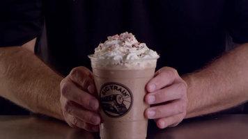Big Train Peppermint Mocha Ice Coffee Mix