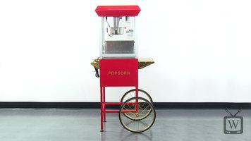Carnival King Popcorn Carts