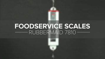 Rubbermaid Pelouze 7810 Hanging Scale
