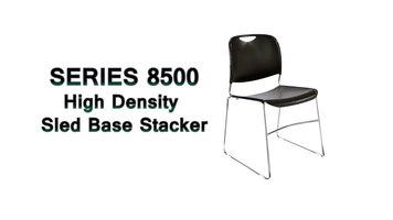 Series 8500 High Density Sled Base Stacker