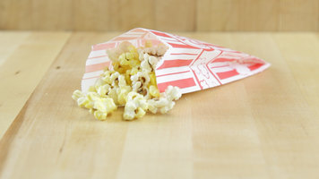 Carnival King Small Popcorn Bag