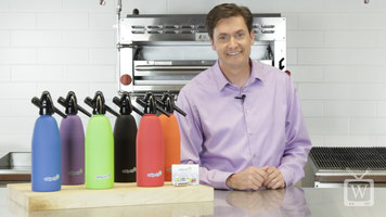 Whip-It Soda Siphons