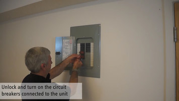 Stiebel Eltron Tempra Plus: Changing Display Units