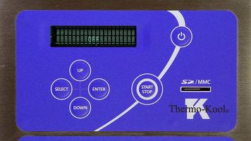 Thermo-Kool Blast Chiller Recipes Programming