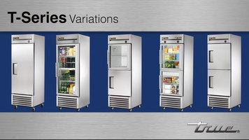 True T-23 Refrigerator