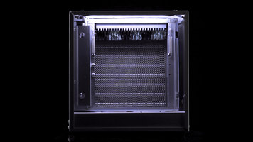 Turbo Air Self Cleaning Condenser