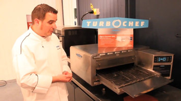 Turbochef HHC2020 Conveyor Oven