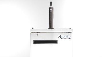 Avantco UDD-1 Kegerator/Beer Dispenser