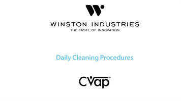 Winston CVAP: HBB Daily Cleaning