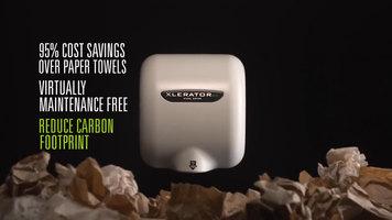 Xlerator Eco Hand Dryer