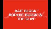 JT Eaton Bait Block, Rodent Block, and Top Gun