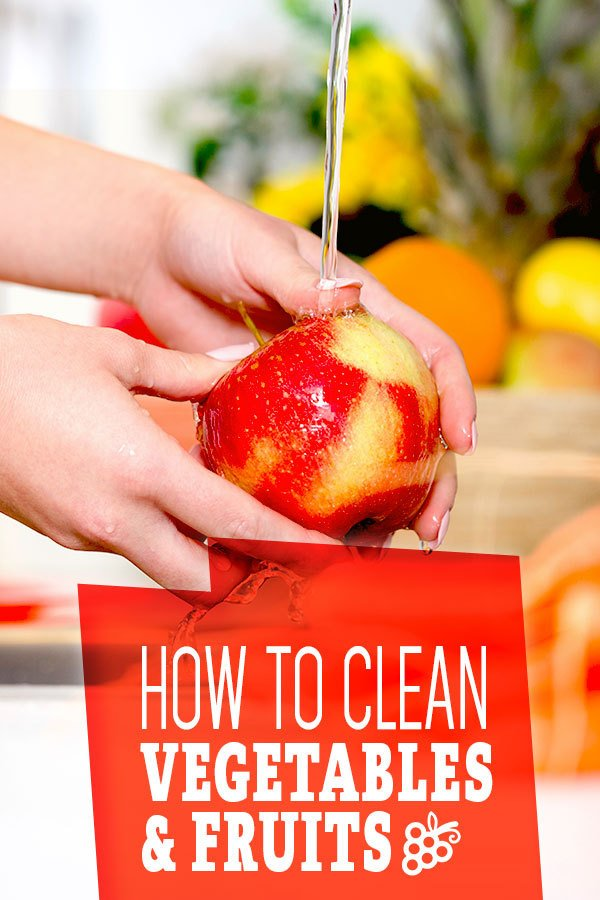 how to remove pesticides from fruits fruit growers supply