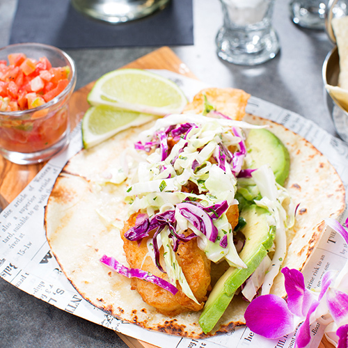 How to make fish tacos fish taco recipe for Making fish tacos