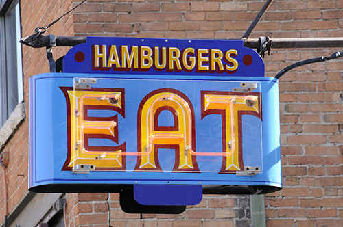 Use Location-Based Restaurant Names