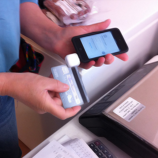 Mobile Point Of Sale Phone Tablet And Ipad Pos