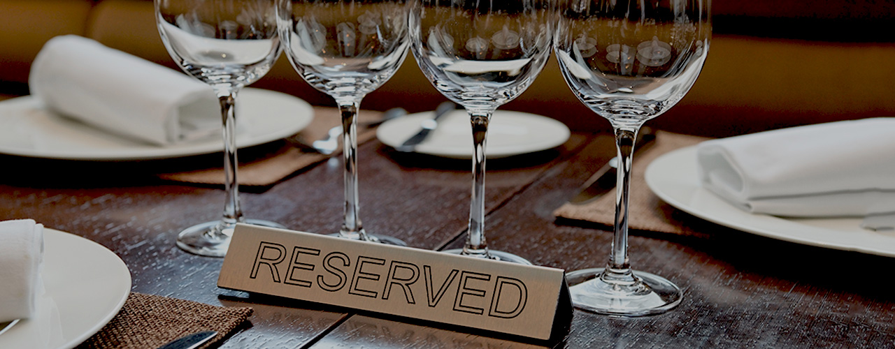 Restaurant  Reservation Systems