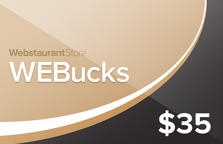 Bronze WEBucks - $10 Gift Card
